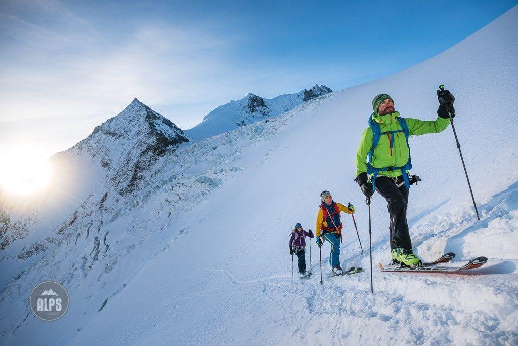 skitour bishorn